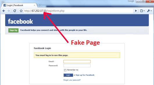 إختراق الفيسبوك بالهندسة الاجتماعية